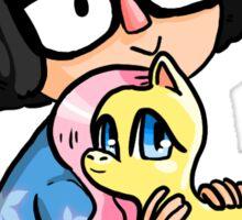 Baby Brony Tina Sticker