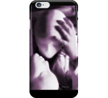 The Man Who Wasn't There iPhone Case/Skin