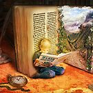 The Book of Magic by Smudgers Art