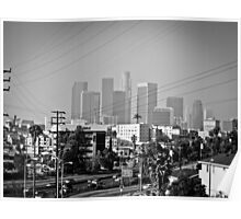 Oh L.A. Poster