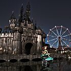 Dismaland - Castle & Aerial by LooseImages