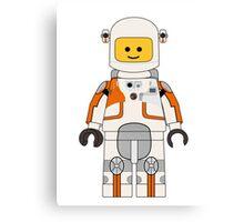 Lego Watney Canvas Print