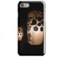 Paper Lanterns iPhone Case/Skin