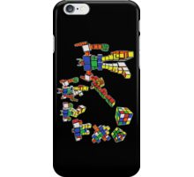 C.U.B.E Prime iPhone Case/Skin