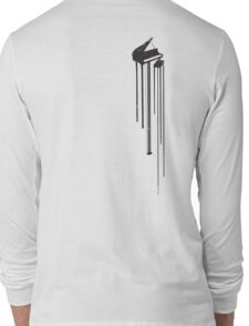 Playa Piano Long Sleeve T-Shirt