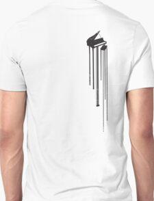 Playa Piano Unisex T-Shirt