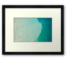 Clearwater Framed Print
