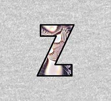 Fractal – Alphabet –  Z is for Zebra Colors Unisex T-Shirt