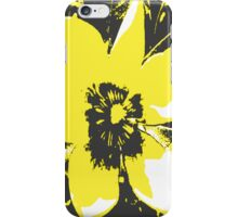 Blooming Yellow iPhone Case/Skin