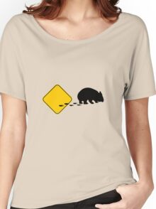 Wombat Women's Relaxed Fit T-Shirt