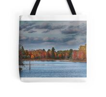 Cottage Bound, Kazabazua, Quebec Tote Bag