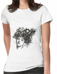 Rusty Lady Womens Fitted T-Shirt