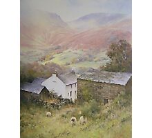 Above Grasmere from Allan Bank, Cumbria Photographic Print