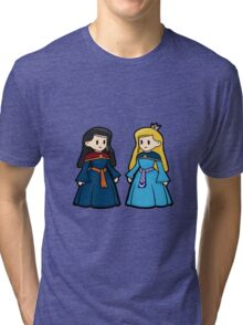 Duchess of Erat and the First Queen of Riva Tri-blend T-Shirt