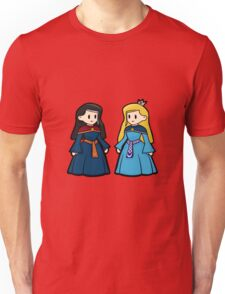 Duchess of Erat and the First Queen of Riva Unisex T-Shirt
