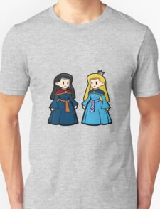Duchess of Erat and the First Queen of Riva T-Shirt