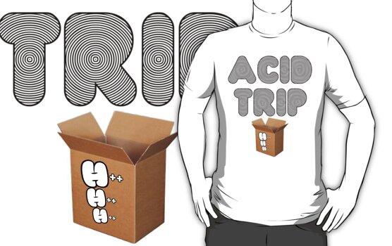 ACID TRIP H++ CLOTHIN by MekNasty