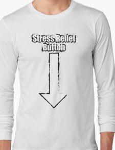 Stress Relief Button Long Sleeve T-Shirt