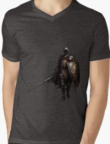 Balder Knight Mens V-Neck T-Shirt