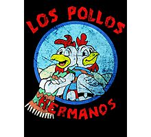 Los Pollos Hermanos Wink (retro) Photographic Print