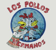 Los Pollos Hermanos Wink (retro) by Fello99