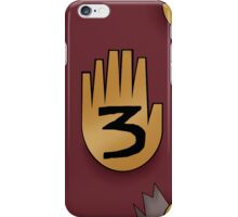 GRAVITY FALLS: JOURNAL 3 iPhone Case/Skin