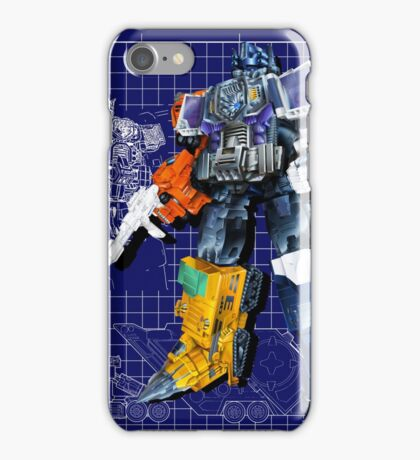 Energon Optimus Prime iPhone Case/Skin