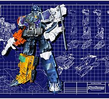 Energon Optimus Prime by Draconis130