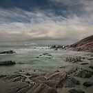 Dollar cove Cornwall by eddiej