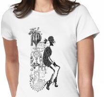 Neutrino   Womens Fitted T-Shirt