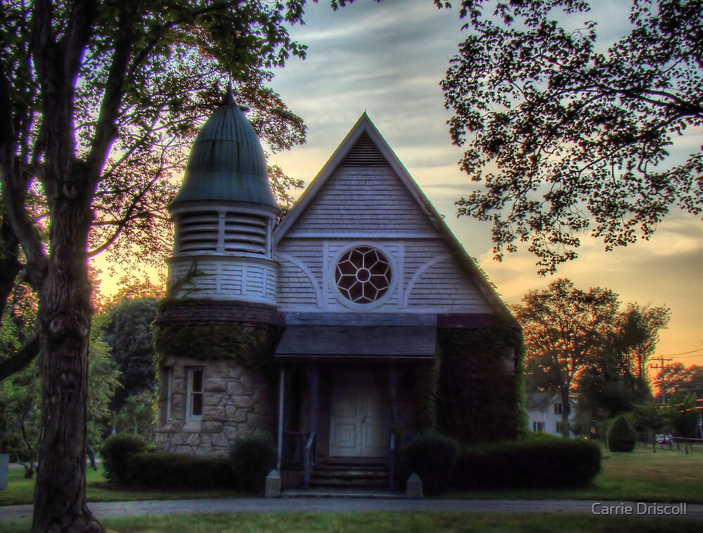 Laurel Hill Chapel by Carrie Blackwood
