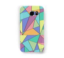 Shattered Pastel Pattern Samsung Galaxy Case/Skin