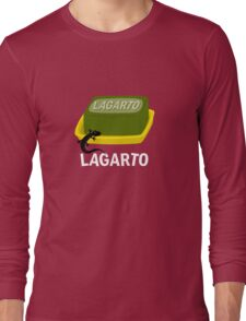 Lagarto Soap Long Sleeve T-Shirt