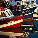 Dans le port de Grandcamp  by cclaude