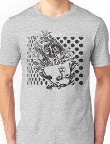 Polka Hermaphrodot Unisex T-Shirt