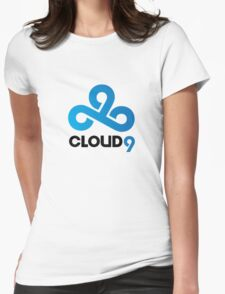 Cloud 9 Gaming (A) Womens Fitted T-Shirt