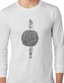 Entwine Long Sleeve T-Shirt