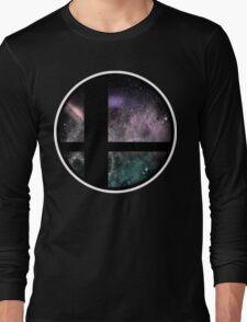 Smash Bros final destination 2 Long Sleeve T-Shirt