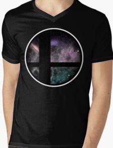 Smash Bros final destination 2 Mens V-Neck T-Shirt