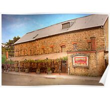 The Old Mill - Hahndorf, The Adelaide Hills, SA Poster