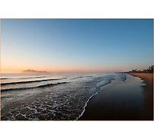 Sunrise over Dunk Island Photographic Print