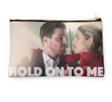 OLICITY SEASON 1 | Oliver Queen and Felicity Smoak | Hold on to Me Studio Pouch