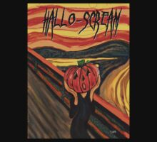 """Hallo-Scream"" by Steve Farr"