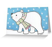Polar Bear 1 Greeting Card