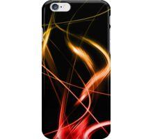 BLACK - 4 iPhone Case/Skin