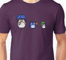 Totoro - pixel art Unisex T-Shirt