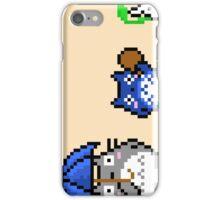 Totoro - pixel art iPhone Case/Skin