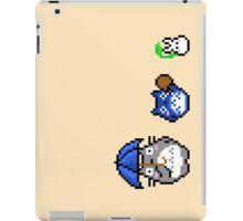 Totoro - pixel art iPad Case/Skin