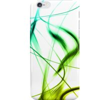 WHITE - 1 iPhone Case/Skin