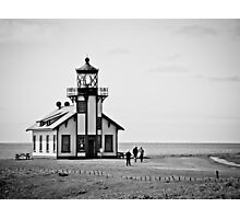 Point Cabrillo, CA Lighthouse Photographic Print